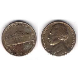 (A192) Estados Unidos de América. 1979(D). 5 Cents (BC+)