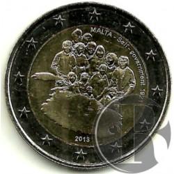 Malta 2013 2 Euro (SC)