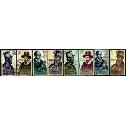(1622 a 1629) 1964. Serie Completa. Forjadores de América (Usado)