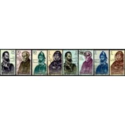 (1678 a 1685) 1965. Serie Completa. Forjadores de América (Usado)