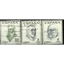 (1758 a 1760) 1966. Serie Completa. Literatos Españoles (Usado)