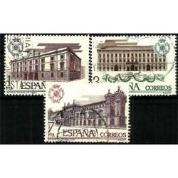 (2326 a 2328) 1976. Serie Completa. Aduanas (Usado)