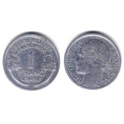 (885a.1) Francia.  1941. 1 Franc (MBC)