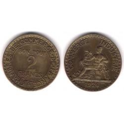 (877) Francia. 1926. 2 Francs (MBC)
