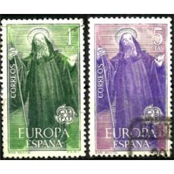 (1675-1676) 1965. Serie Completa. Europa-CEPT (Usado)