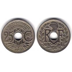 (867a) Francia. 1930. 25 Centimes (MBC)