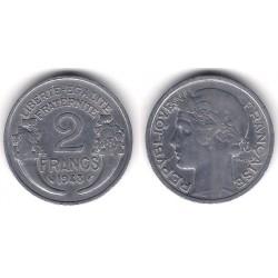 (886a.1) Francia. 1948. 2 Francs (BC+)