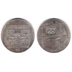 (2929) Austria. 1974. 100 Schillings (EBC) (Plata)
