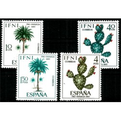 Sidi Ifni. 1967. Serie Completa. Pro Infancia (Nuevo)