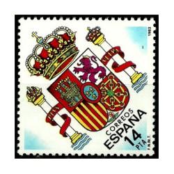 (2685) 1983. 14 Pesetas. Escudo de España (Nuevo)