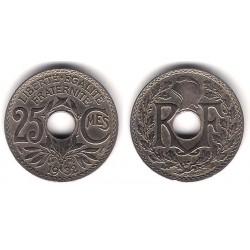 (867a) Francia. 1932. 25 Centimes (MBC)