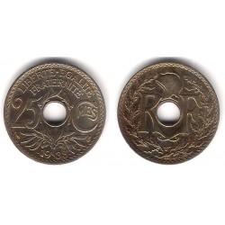 (867b) Francia. 1938. 25 Centimes (SC)