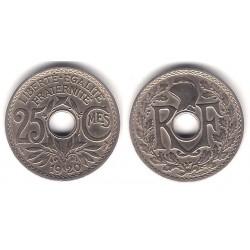 (867a) Francia. 1920. 25 Centimes (MBC+)