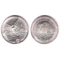 (639) Estados Unidos Mexicanos. 1997. 1 Onza (SC) (Plata)