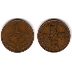 (597) Portugal. 1970. 1 Escudo (MBC)