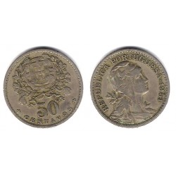 (577) Portugal. 1951. 50 Centavos (BC)