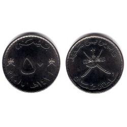 (153a) Omán. 2010. 50 Baisa (SC)