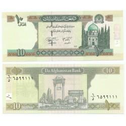 (67b) Afganistán. 2004. 10 Afghanis (SC)