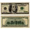 (503) Estados Unidos de América. 1996. 100 Dollars (BC)