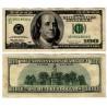 (503) Estados Unidos de América. 1996. 100 Dollars (MBC) Manchitas