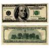 (503) Estados Unidos de América. 1996. 100 Dollars (MBC)