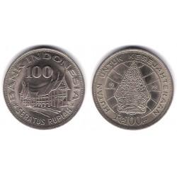 (42) Indonesia. 1978. 100 Rupiah (SC)