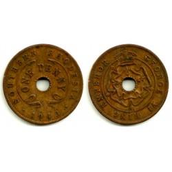 Rhodesia del Sur. 1943. 1 Penny (MBC+)