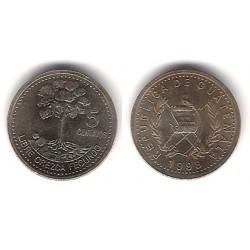 (276.6) Guatemala. 1998. 5 Centavos (EBC)