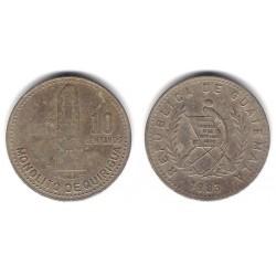 (277.3) Guatemala. 1983. 10 Centavos (BC)