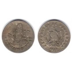 (277.5) Guatemala. 1992. 10 Centavos (BC+)