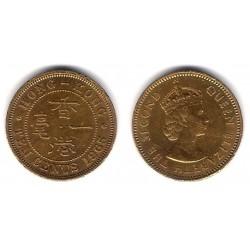 (28.1) Hong Kong. 1965. 10 Cents (MBC)
