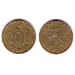 (47) Finlandia. 1963. 20 Pennia (BC)