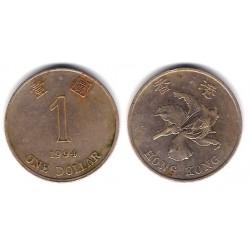 (69a) Hong Kong. 1994. 1 Dollar (BC)