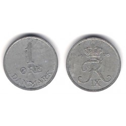 (839.2) Dinamarca. 1970. 1 Ore (BC)