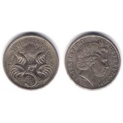 (401) Australia. 2001. 5 Cents (MBC)