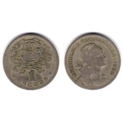 (578) Portugal. 1929. 1 Escudo (RC+)