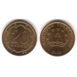 (4.2) Tayikistán. 2006. Drams (EBC+)