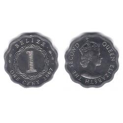 (33a) Belice. 2007. 1 Cent (SC)