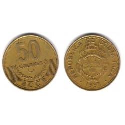 (231) Costa Rica. 1997. 50 Colones (MBC)