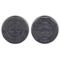 (216.2) Costa Rica. 1983. 20 Colones (MBC)