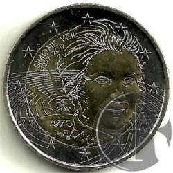 Francia. 2018. 2 Euro (SC)