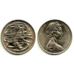 (66) Australia. 1979. 20 Cents (SC)