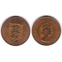 (26) Jersey. 1966. 1/12 Shilling (MBC+)