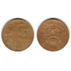 (19) Guinea-Bissau. 1977. 2 ½ Pesos (BC)