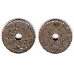 (86) Bélgica. 1928. 10 Centimes (BC+)
