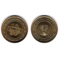 (17) Bahrain. 2000. 10 Fils (EBC)