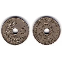 (66) Bélgica. 1920.5 Centimes (MBC-)