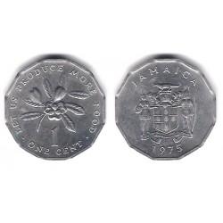 (64) Jamaica. 1975. 1 Cent (SC)