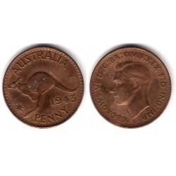 (36) Australia. 1943. 1 Penny (MBC-)