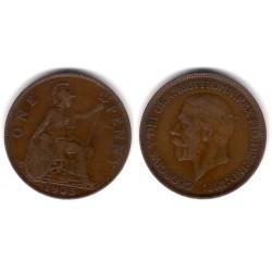 (838) Gran Bretaña. 1935. 1 Penny (MBC-)